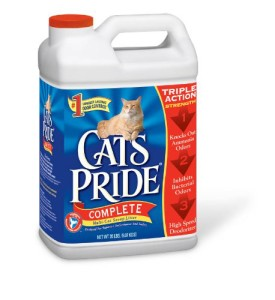 cat's pride complete multi-cat scoopable cat litter review