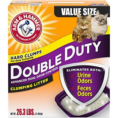 Arm & Hammer Double Duty Clumping Cat Litter