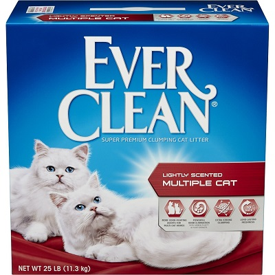 Ever Clean Multiple Cat Cat Litter 1 full