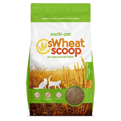 Swheat Scoop Multi-Cat Cat Litter full