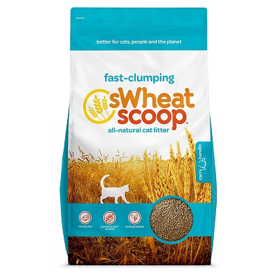 Swheat Scoop Original Cat Litter full
