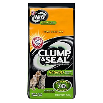 arm & hammer clump & seal naturals 1