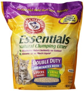 arm & hammer essentials double duty