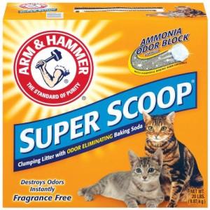 arm & hammer super scoop fragrance free