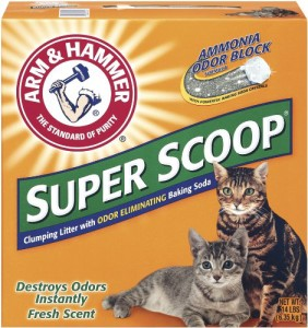 arm & hammer super scoop fresh scent