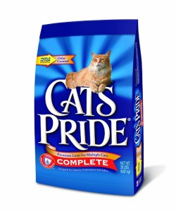 cat's pride complete multi-cat cat litter review