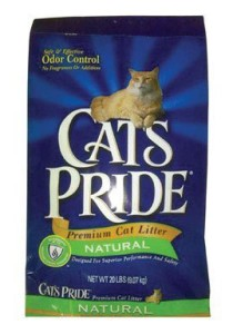 cat's pride natural