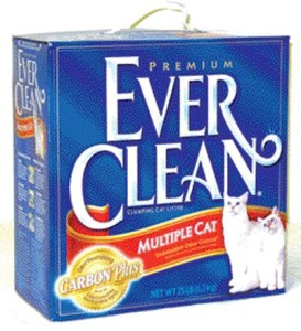 ever clean multiple cat cat litter review