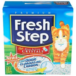 Fresh Step Crystals Cat Litter Ingredients