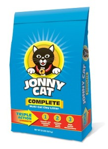 jonny cat complete cat litter review