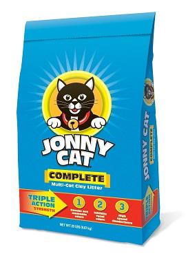 Jonny Cat Complete Cat Litter Review