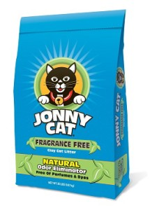 jonny cat fragrance free cat litter review