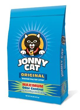 Jonny Cat Original Cat Litter Review