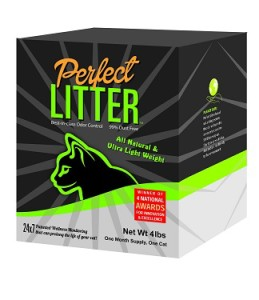 perfect litter cat litter review
