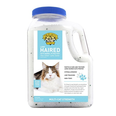 Precious Cat Long Haired Cat Litter Review