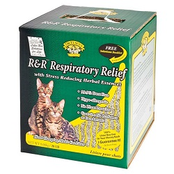 precious cat r&r respiratory relief clumping clay cat litter review