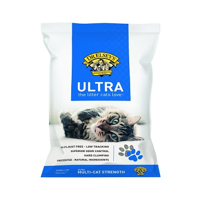 precious cat ultra cat litter full