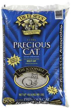 Precious Cat Ultra Cat Litter Review