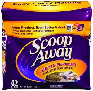 scoop away complete performance cat litter review