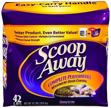 Scoop Away Complete Performance Cat Litter Review