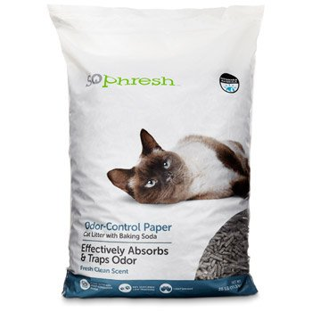 So Phresh Odor Control Paper Pellet Cat Litter Review