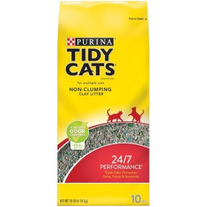 tidy cats 247 performance non clumping cat litter review