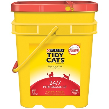 Tidy Cats 24/7 Performance Cat Litter Review