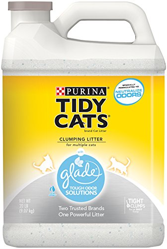 Tidy Cats Glade Tough Odor Solutions Cat Litter Review