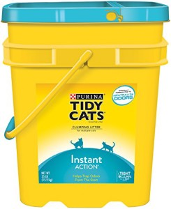 tidy cats instant action cat litter review