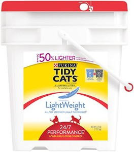 tidy cats lightweight 247 performance cat litter review