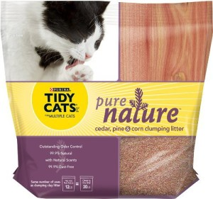 tidy cats pure nature cat litter review