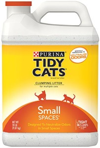 tidy cats small spaces