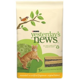 tidy cats yesterdays news cat litter review