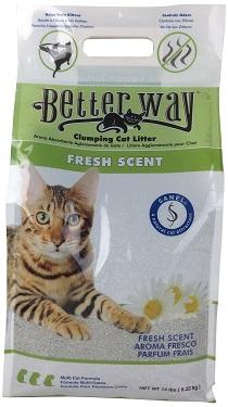 UltraPet Better Way Fresh Cat Litter Review