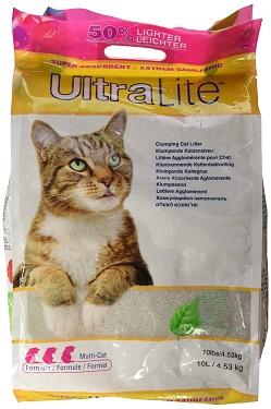 UltraPet Ultra Lite Cat Litter Review