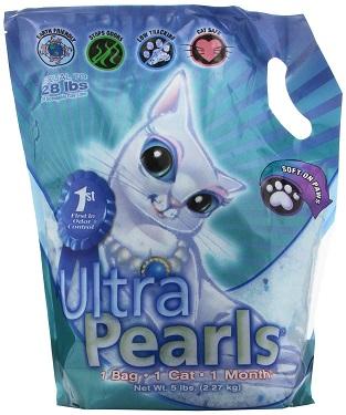 UltraPet Ultra Pearls Cat Litter Review