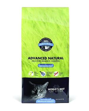 World's Best Cat Litter Advanced Natural Original Cat Litter Review