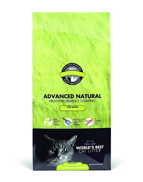 World's Best Cat Litter Advanced Natural Scented Pine Blend Multi Cat Cat Litter Review