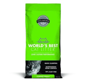 world's best cat litter clumping