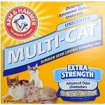 Arm & Hammer Multi-Cat Unscented Cat Litter