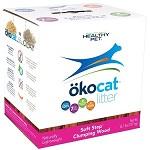 Healthy Pet ökocat Soft Step Clumping