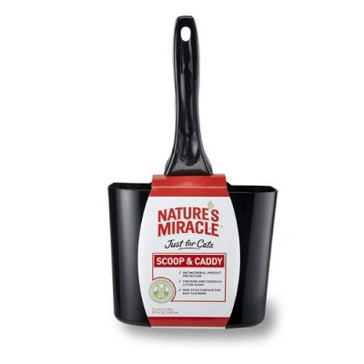 Nature's Miracle Non-Stick Antimicrobial Scoop & Caddy Review