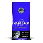 World's Best Cat Litter Lavender Scented Multiple Cat Clumping thumbnail
