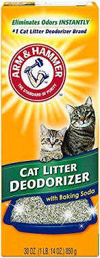 arm-hammer-multiple-cat-litter-deodorizer-review