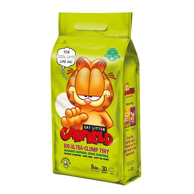 garfield tiny cat litter review