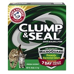 Arm & Hammer Clump and Seal With MicroGuard Cat Litter Review thumbnail