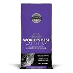 world's best cat litter lavender scent thumbnail