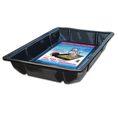 Kitty Lounge Disposable Litter Tray review