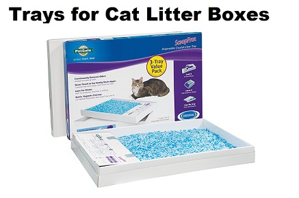 trays for cat litter boxes