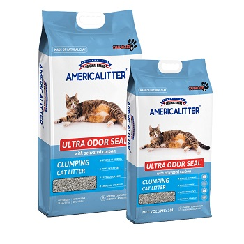 america litter cat litter review